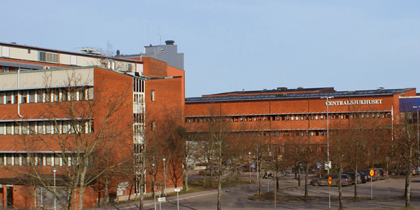 The Central Hospital in Karlstad